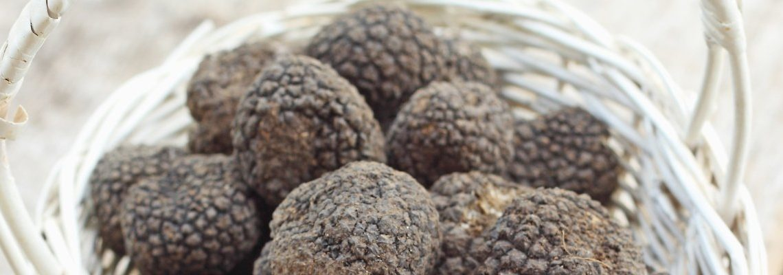 delivery of fresh truffles