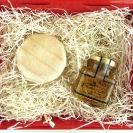 Truffle Cheese & Honey – Pecorino Cheese