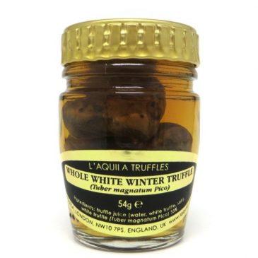 Whole White Winter Truffles (Tuber Magnatum Pico), 54g