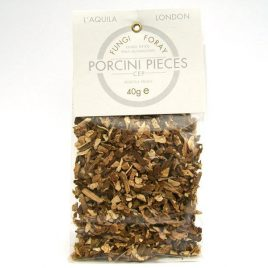 Dried Porcini Pieces 40g