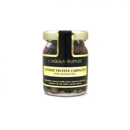 Black Summer Truffle Carpaccio 50g